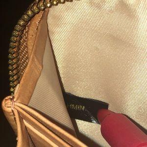 Brahmin Bags - Brahmin RARE Canvas & Leather Zip Wallet